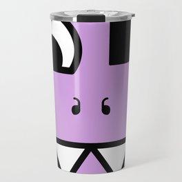 Monsters⁴ : Purple Travel Mug