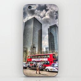 A Stroll Through London iPhone Skin
