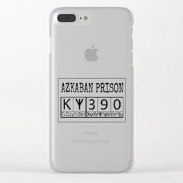 Azkaban Prison Clear iPhone Case