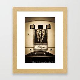 Los Milagros Framed Art Print