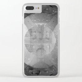 The entrance into the factory tank Clear iPhone Case