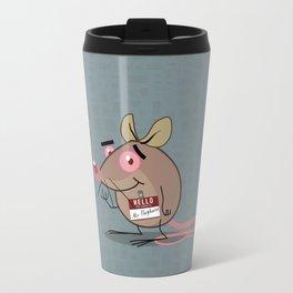Mr. Elephant Travel Mug