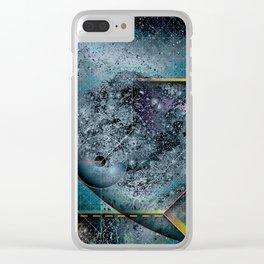 J.Series.174_McKie Clear iPhone Case