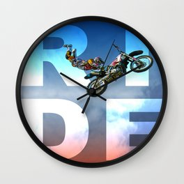 That's my Ride Wall Clock