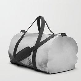 Undone - nature photography Duffle Bag