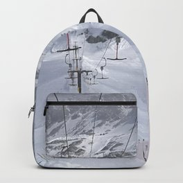 Empty T-lifts Backpack