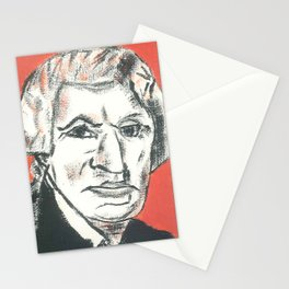 What Would This Guy Do? - Washington Stationery Cards