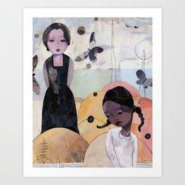 HollyLand Art Print