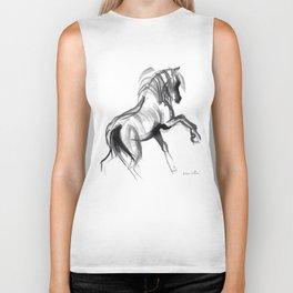 Wild horse (Bachelor) Biker Tank