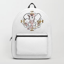 Single Line - Ganesha Backpack
