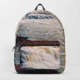 Golden Shacktown Falls Backpack