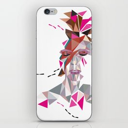 One May Become Stardust iPhone Skin