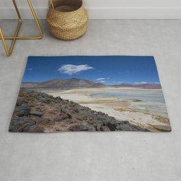 Atacama Salt Lake Rug