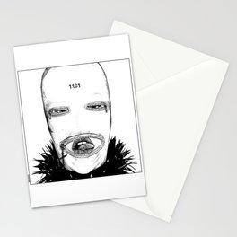 asc 424 - Le masque de la Toussaint (Trick or treat!) Stationery Cards