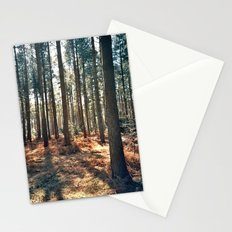 Into the trees... Stationery Cards