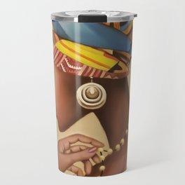 Clutched Pearls Travel Mug