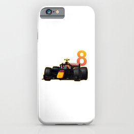 JEHAN DARUVALA iPhone Case