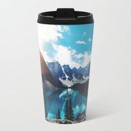 Lake Moraine Travel Mug