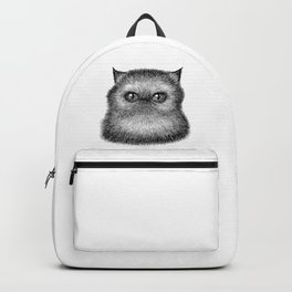 Fluffy Kitty Backpack