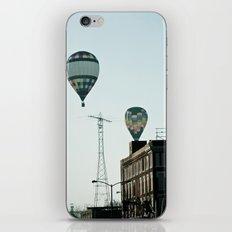 Balloon City iPhone & iPod Skin