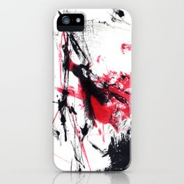 a red moment - response 2nd iPhone Case