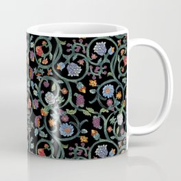 Tudor Vines Coffee Mug