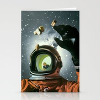 portal Stationery Cards featuring Portal by Peter Campbell