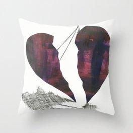 Restoring Love Throw Pillow