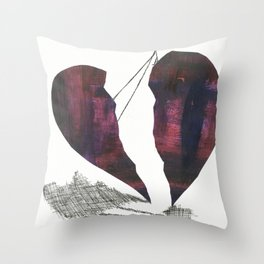 Restoring Love Throw Pillow