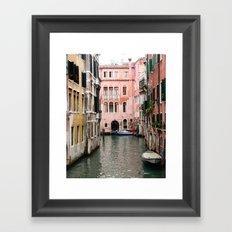 Waterworld Framed Art Print