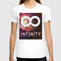 infinite T-shirts featuring Infinite by Sney1