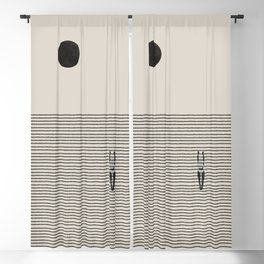 Nonconformist Move Blackout Curtain