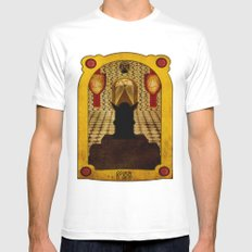 The Hall Of The Mountain King Mens Fitted Tee White MEDIUM