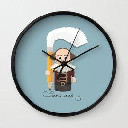 Little Will Wall Clock