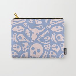 Soft Skulls Carry-All Pouch