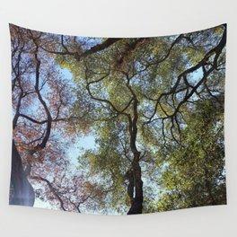 Dos Picos Ramona Oak Tree Wall Tapestry
