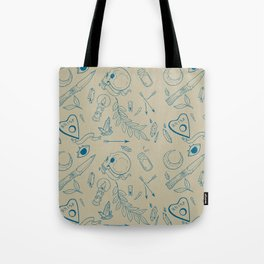 Occult Zoo Ver 3 Tote Bag
