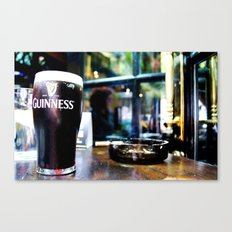 It's Time for A Pint Canvas Print