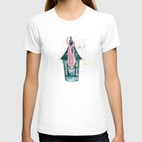 rapunzel T-shirts featuring Rapunzel  by Diana_Amaral