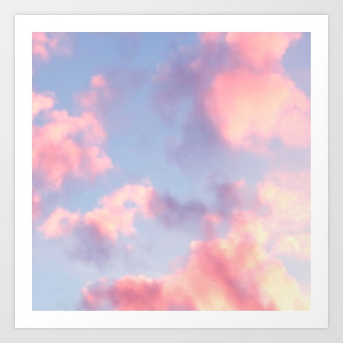 Whimsical Sky Kunstdrucke