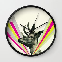 Did I Startle You, Dear? Wall Clock