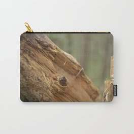 broken tree Carry-All Pouch