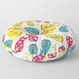 Flip flops Floor Pillow