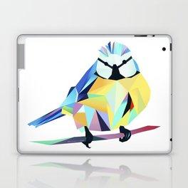 Benni Blaumeise - Benni Blue Tit Laptop & iPad Skin