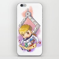 exo iPhone & iPod Skins featuring EXO Tao dreamcatcher by Rei Lydia
