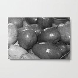 Avocadoes Metal Print