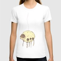 spider T-shirts featuring Spider by Of Lions And Lambs