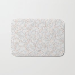 Marble With Party Bath Mat