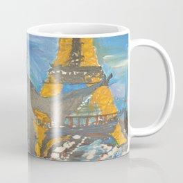 Paris Love Coffee Mug