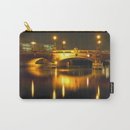 Moltke-Bridge at the river Spree in Berlin Carry-All Pouch